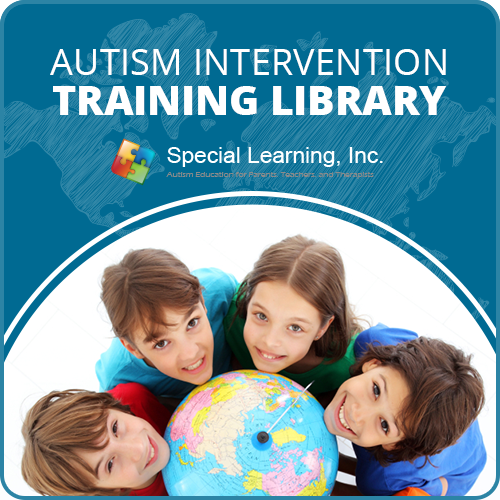 ANNUAL SUBSCRIPTION: Autism Intervention Training Library: A Tool to Teach Adaptive, Life and Vocational Skills Using ABA: image 1