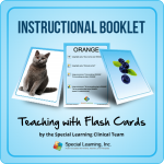 Teaching Early Language with Flash Cards Instructional Guide