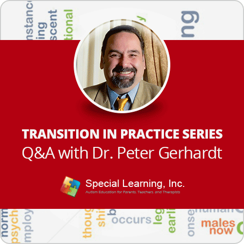 Transition in Practice Series: Q&A and Case Scenario Reviews with Dr. Peter Gerhardt (RECORDED): image 1