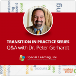 Transition in Practice Series: Q&A and Case Scenario Reviews with Dr. Peter Gerhardt (RECORDED)