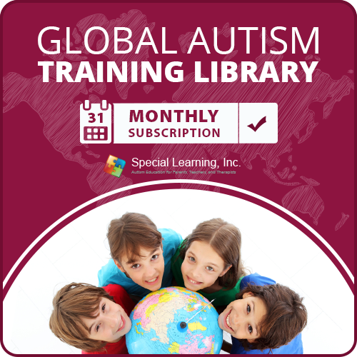 MONTHLY SUBSCRIPTION: Autism Intervention Training Library: A Tool to Teach Adaptive, Life and Vocational Skills Using ABA: image 1