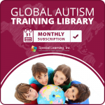 MONTHLY SUBSCRIPTION: Autism Intervention Training Library: A Tool to Teach Adaptive, Life and Vocational Skills Using ABA