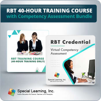 RBT 40-hour Training Course with Competency Assessment Bundle