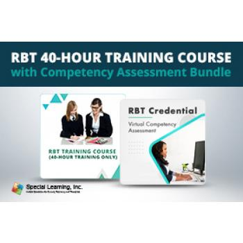 RBT 40-hour Training Course with Competency Assessment Bundle: image 3