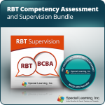 RBT Competency Assessment and Supervision Bundle