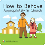 How to Behave Appropriately in Church Social Story