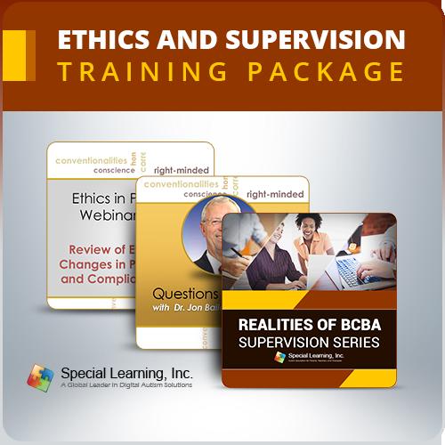 Ethics and Supervision Training Bundle: image 1