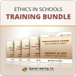 Ethics in Schools Training Bundle