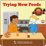 Trying New Food Social Story Curriculum