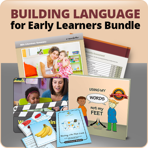 Building Language for Early Learners Bundle: image 1