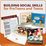 Building Social Skills for PreTeens and Teens Bundle