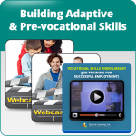 Building Adaptive and Pre-vocational Skills Bundle