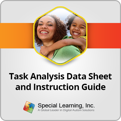 Task Analysis Data Collection Sheet And Instruction Guide: image 1
