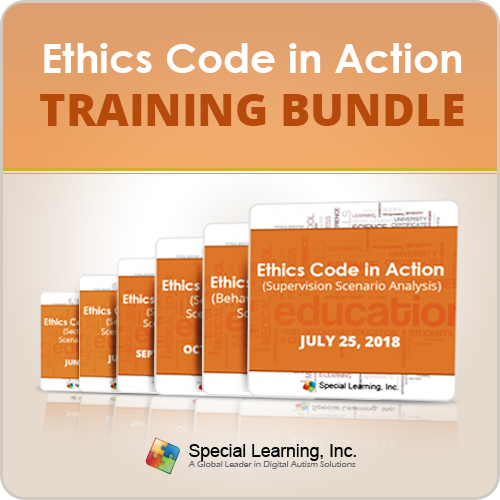 Ethics Code in Action Training Bundle: image 1