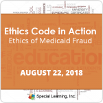 Ethics of Medicaid Fraud with Jon Bailey, PhD, BCBA-D (RECORDED)
