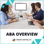 RBT 40-Hour Online Training Course Module 1: ABA Overview