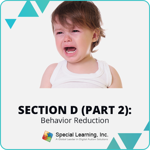RBT® 2.0 40-Hour Online Training Course- Module 12: Section D (Part 2)- Behavior Reduction: The Do's and Don'ts of Behavior Intervention Plan Implementation: image 1