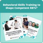 Live Behavioral Skills Training to Shape Competent RBTs® Bundle (RECORDING)