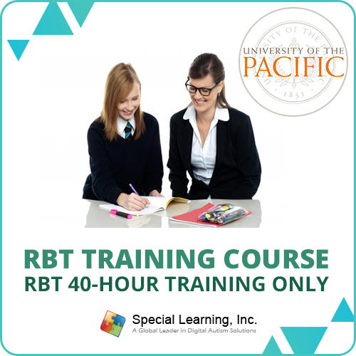 RBT® Course for University of Pacific: image 1