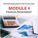 Entrepreneurship Series for Clinicians: Financial Management (2/12/2018)