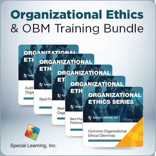Organizational Ethics & OBM Series Bundle (5-part Series): image 1