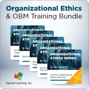 Organizational Ethics & OBM Series Bundle (5-part Series)