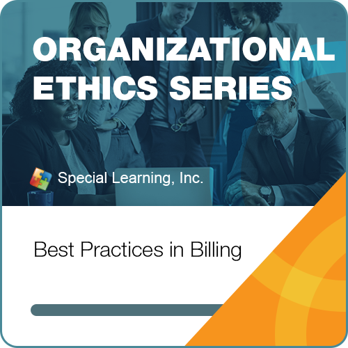 Organizational Ethics & OBM Webinar Series-Module 3: Best Practices in Billing (LIVE 3/27/2019): image 1