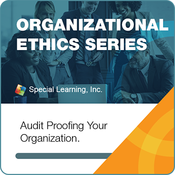 Organizational Ethics & OBM Webinar Series-Module 4: Audit Proofing Your Organization (LIVE 5/29/2019): image 1
