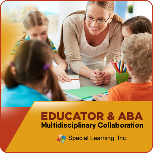 Multidisciplinary Collaboration Series- Module 3: EDUCATORS & ABA: image 1