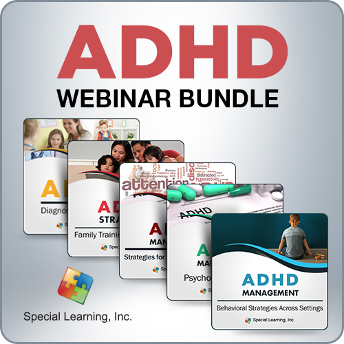 ADHD Webinar Series Bundle (5-Part Series): image 1