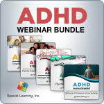 ADHD Webinar Series Bundle (5-Part Series)