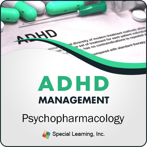 ADHD Management: Psychopharmacology (RECORDED): image 1