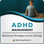 ADHD Management: Behavioral Strategies Across Settings (LIVE 4/11/2019)