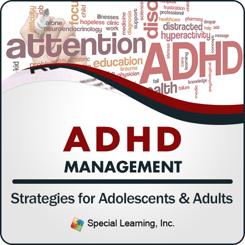 ADHD Management Strategies for Adolescents and Adults (RECORDED): image 1