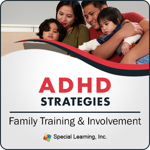 ADHD Strategies: Family Training and Involvement (RECORDED): image 1