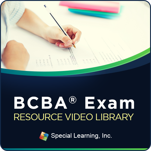 BCBA® Exam Resource Video Library: image 1
