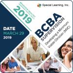 BALC 2019: BCBA® Supervision- Minimal Viable Clinician™