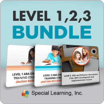 ABA Level 1, 2, & 3 Bundle with Quick Reference Guide