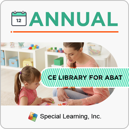 CE Library for ABAT Professionals (ANNUAL Subscription): image 1