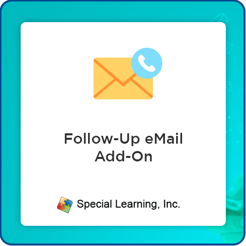Follow-Up eMail ADD-ON: image 1