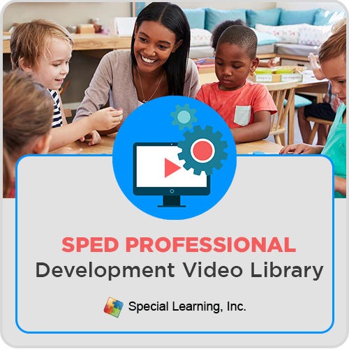 Professional Development Video Library for Special Educators: image 1