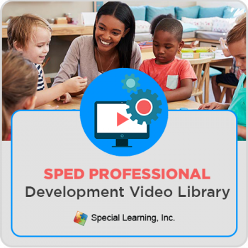 Professional Development Video Library for Special Educators