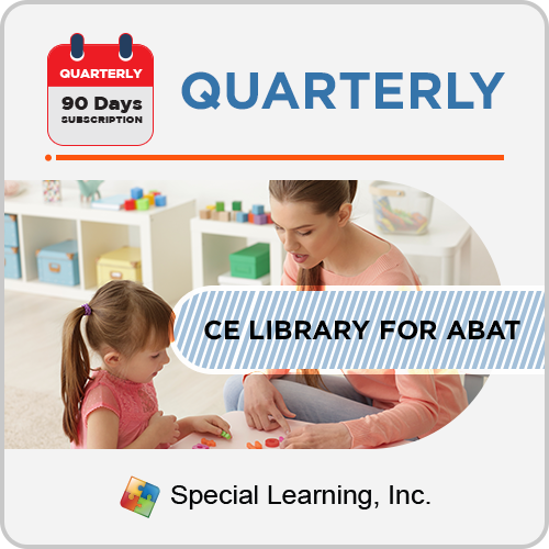 CE Library for ABAT Professionals (3-Month Access): image 1