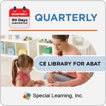 QUARTERLY CE Library for ABAT Professionals