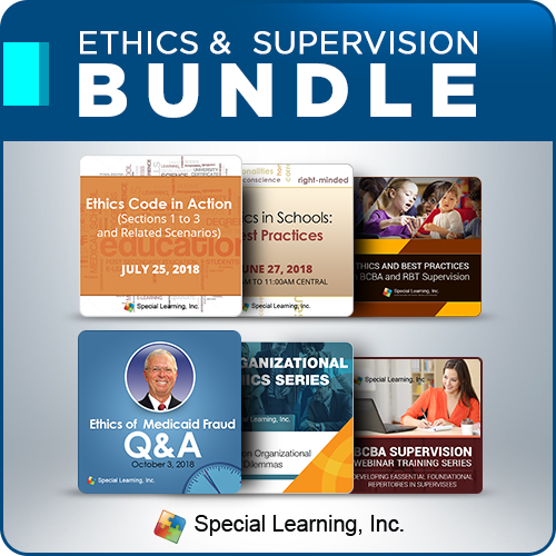 Ethics and Supervision Training Library (ANNUAL): image 1