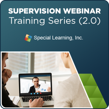 Supervision Webinar Training Series (2.0 Course)