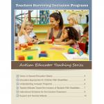 Teachers Surviving Inclusion Programs- Autism Educator Teaching Series