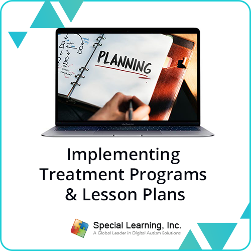 RBT® 2.0 40-Hour Online Training Course- Module 21: Implementing Treatment Programs and Lesson Plans: image 1