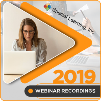 2019 LIVE Webinar Recordings Library (ANNUAL Subscription)