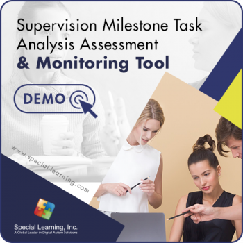 LITE- Supervision Milestone Task Analysis Assessment & Monitoring Tool
